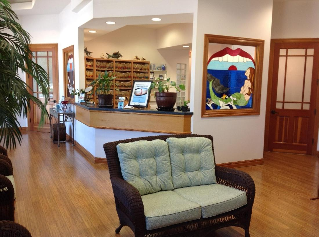 image of the office lobby | Jensen Beach FL