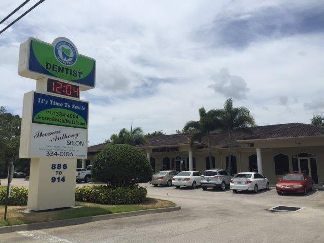 image of the office sign and building exterior | Jensen Beach FL