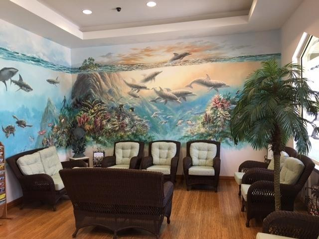 image of the waiting area | Jensen Beach FL