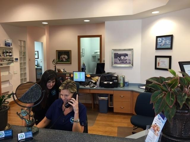 image of the front desk | Jensen Beach FL